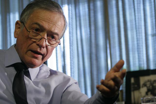 Foto La República / Fallece Henry Pease, expresidente del Congreso y destacado político