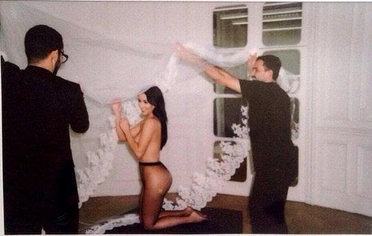 [FOTO] Kim Kardashian subió esta imagen hot y obtuvo más de 420,000 likes