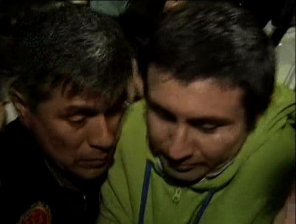 Foto El Comercio y Video Tu Teve / Caso Edita Guerrero: Capturan a Paul Olórtiga en Chaclacayo