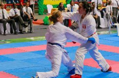 Karatecas nacionales como Isabel Aco representarán al Perú en torneo juvenil internacional.