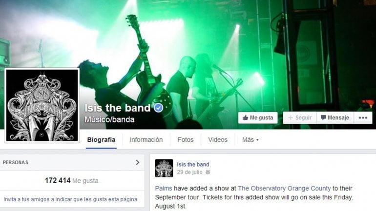 Esta banda de rock cambió de nombre por culpa de radicales islámicos