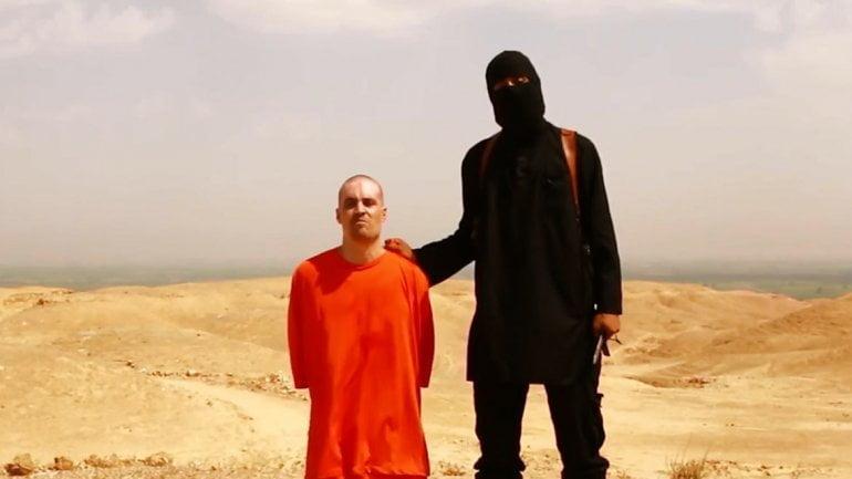 [VIDEO] Terrible: Radicales islámicos decapitaron a periodista americano
