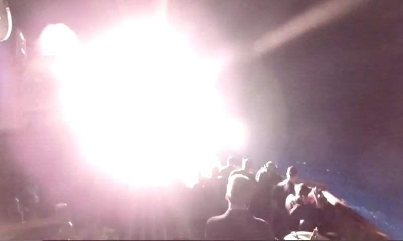 [VIDEO] Impactante: Así ataca EEUU a radicales islámicos de ISIS