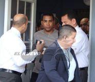 [FOTO] Don Omar fue arrestado por presunta agresión a su pareja de 26 años