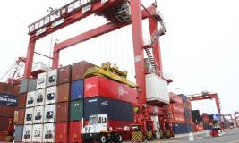 Las exportaciones del centro del país cayeron causa de la poca demanda de minerales.