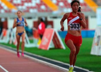 Inés Melchor cumplió una destacada actuación en la Maratón de Berlín.
