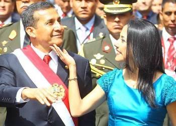 Nadine Heredia más poderosa que Humala y mandatario lo celebra