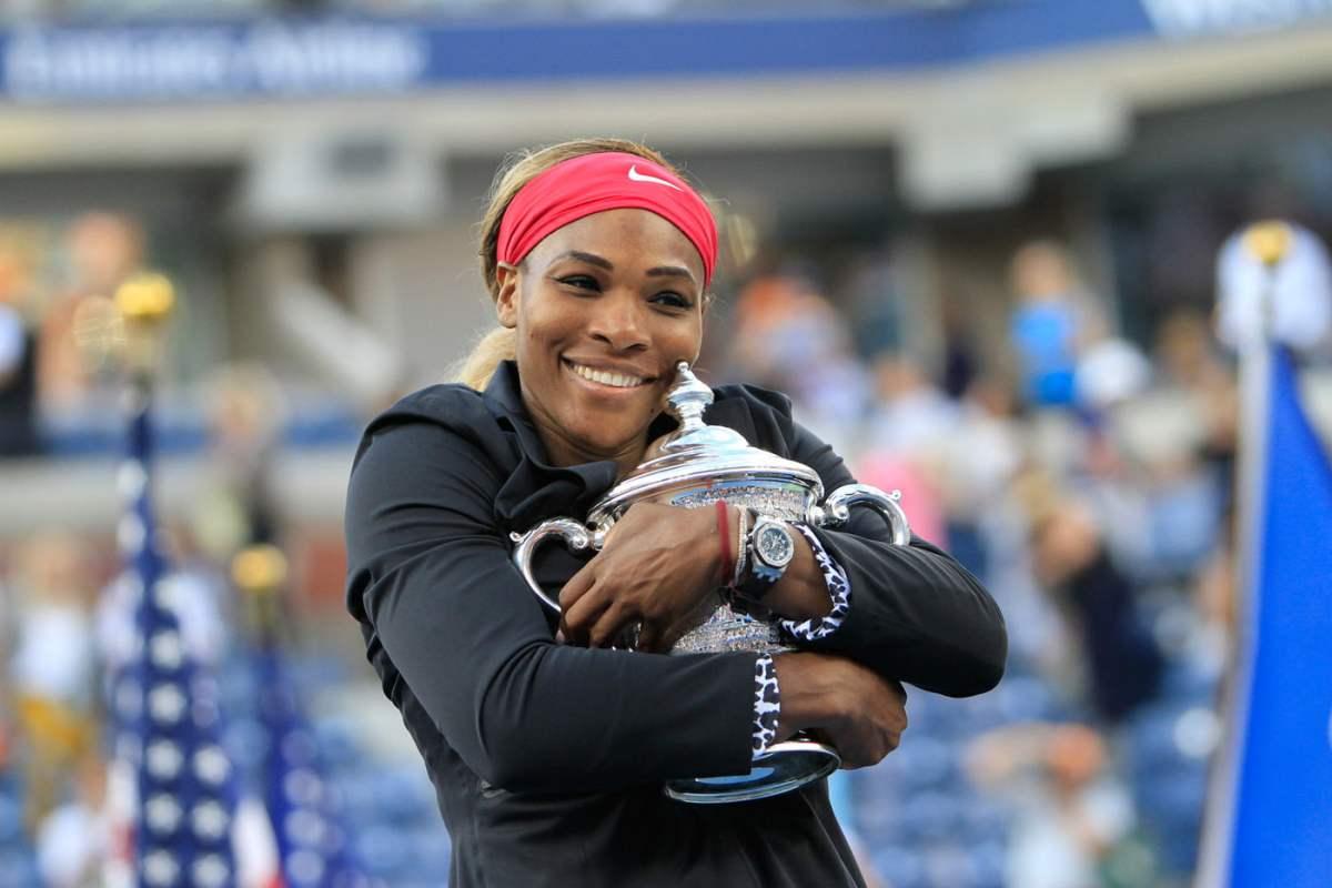 REINA DEL TENIS EN ESTADOS UNIDOS. Serena Williams celebró por tercera vez consecutiva un Grand Slam en su patria.