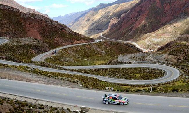 José Luis Tommasini y Juan Pedro Cilloniz tienen la primera opción para convertirse en campeones de los Caminos del Inca 2014.