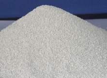 El fosfato de calcio natural continúa siendo el principal producto exportado de la minería no metálica.