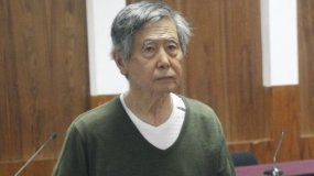 Alberto Fujimori deja la Diroes para ser internado de emergencia