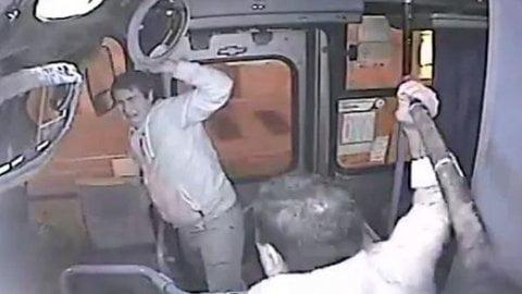 [VIDEO] El ladrón más torpe del mundo está en Chile, míralo en acción