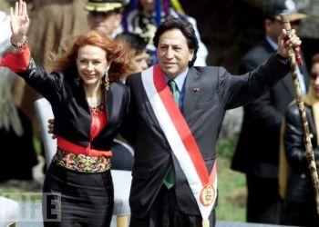 Alejandro Toledo y Eliane Karp implicados por la Fiscalía Superior Penal en caso Ecoteva.