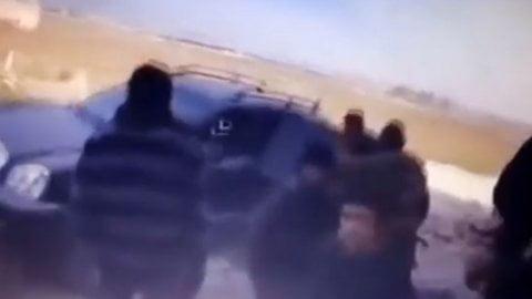 [VIDEO] Así fue herido el líder del Estado Islámico y radical yihadista