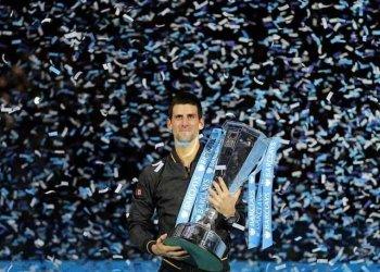 Djokovic fue el mejor tenista del ranking de varones en el 2014.