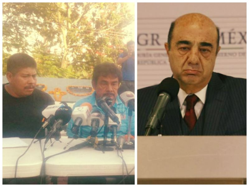 PGR dice que 43 estudiantes desaparecidos murieron pero familias dudan