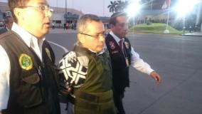 (La República y difusión) Rodolfo Orellana fue recluido en penal de Ancón y lo interrogan el lunes