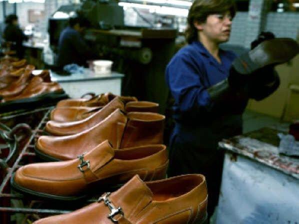 Entre Chile, Colombia y Ecuador concentraron el 62% del total de los envíos de calzado nacional al exterior.