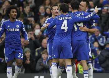 Chelsea viene liderando la Premier League.