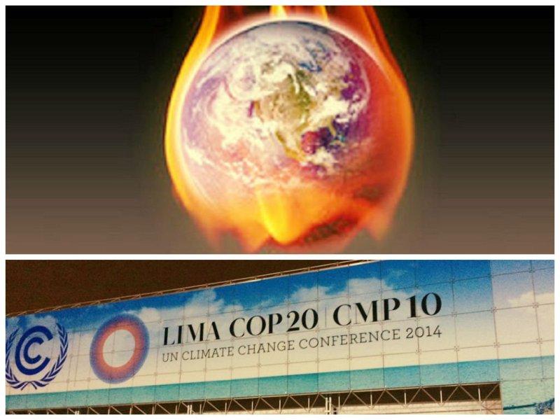COP 20 en Lima: 195 países esperan lograr un acuerdo por el planeta