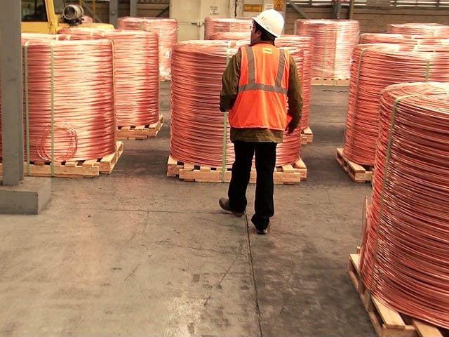 Los despachos nacionales del subsector sidero-metalúrgico se direccionaron principalmente a Estados Unidos y Colombia.