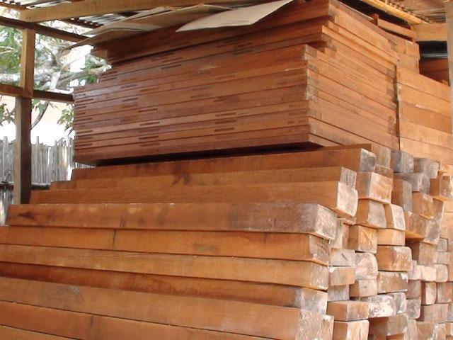 La madera peruana se direccionó principalmente a China.