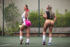 [FOTOS] Exhuberante Miss Bum Bum Andressa Urach ahora está grave