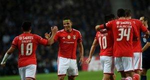 Benfica viene imponiendo su condición de campeón vigente en la presente temporada.