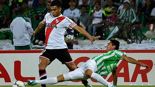 River Plate obtuvo valioso empate en Medellín.