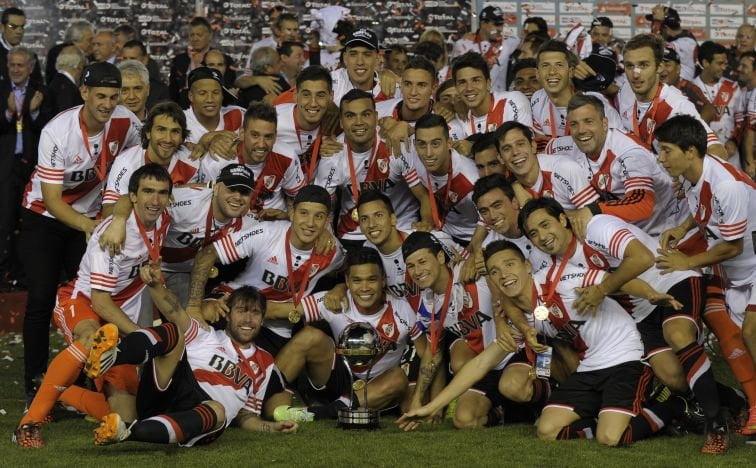 River Plate acrecentó su rica historia futbolística al consagrarse campeón de la Copa Sudamericana 2014.