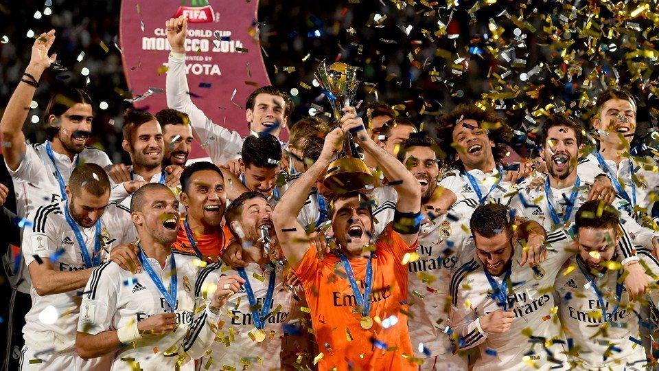 Real Madrid se consagró como el mejor club del mundo.