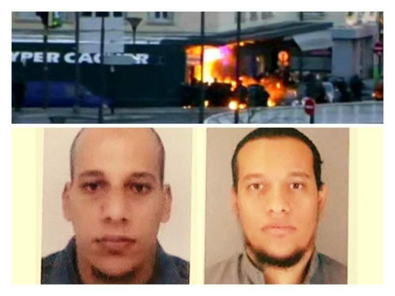 """Terroristas de """"Charlie Hebdo"""" fueron abatidos en Paris [VIDEO]"""