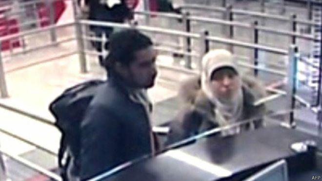 La mujer más buscada del mundo por atentado en Francia estaría en Turquía