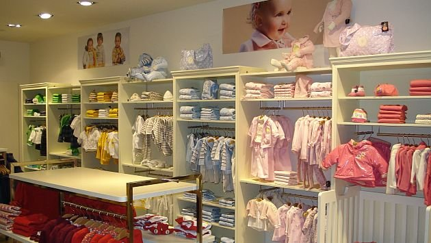 Los despachos internacionales de prendas peruanas  para bebés se contrajeron.