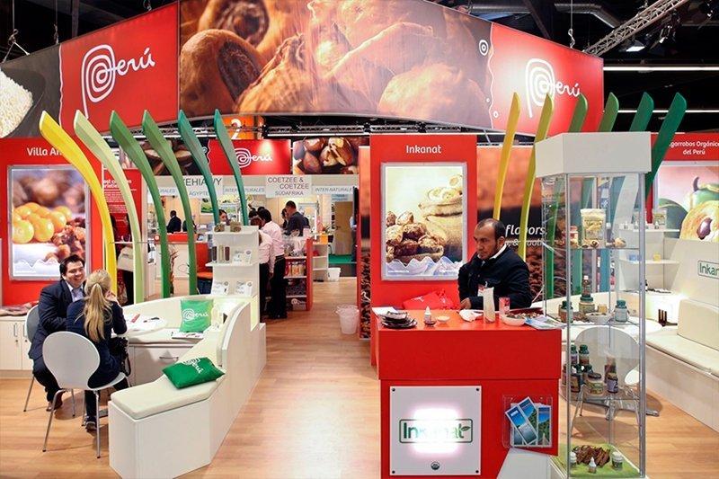 Empresarios agroperuanos visitarán nuevamente la Feria Biofach, una de las más importante a nivel mundial en el rubro de productos orgánicos