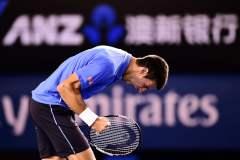 El número 1 de la ATP  fue más que el aún campeón vigente del Abierto de Australia.