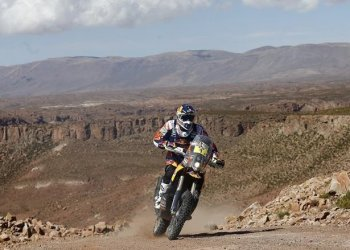 El motociclista español podría alcanzar mañana su quinto título de Dakar, el segundo en forma consecutiva.