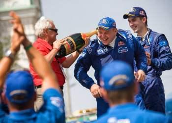 Mardeev alargó la supremacía rusa en la categoría camiones, tras campeonar en el Dakar.