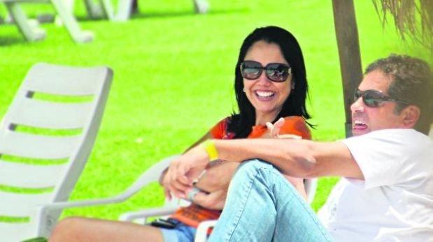 Nadine Heredia declaró sobre foto privada