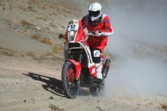 Felipe Ríos viene cumpliendo un buen desempeño en el Dakar 2015