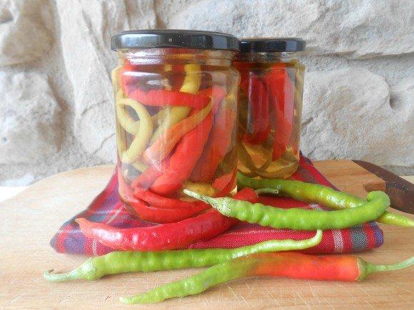 Los capsicums peruanos se exportaron bajo la modalidad de conservas, secos, congelados y frescos.