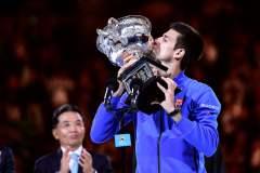 Novak Djokovic confirmó su favoritismo adjudicarse el Abierto de Australia.