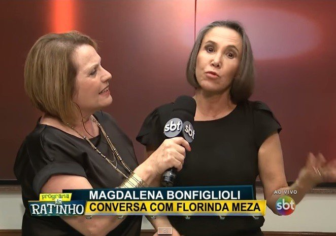 """Florinda Meza: """"Todos me cortejaban en elenco del Chavo del 8"""" [VIDEO]"""