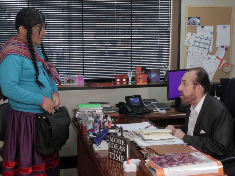 Las mil y una noches: La Paisana Jacita es Sherezade y tendrá su Onur [VIDEO]