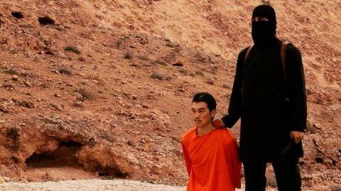 Terrible: Estado Islámico decapita a rehén japonés Kenji Goto