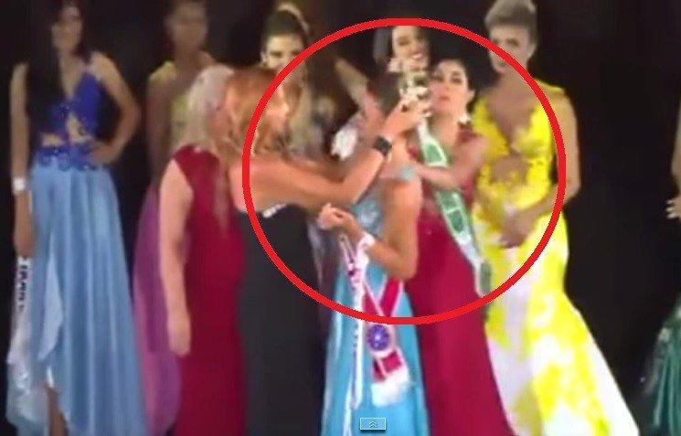Arrebata corona a Miss Amazonas tras perder certamen