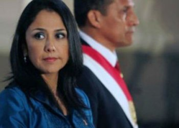Nadine Heredia usa Twitter para responder a denuncias en su contra