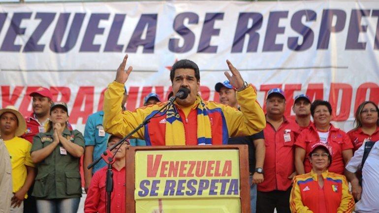 Nicolás Maduro a EE.UU.