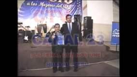 Martín Belaunde premió al ministro Fredy Otárola según nuevo video