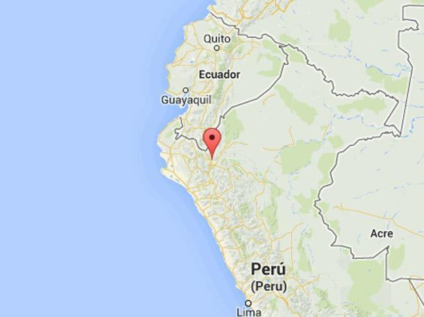 Otro sismo de 4.6 grados se registró en Cajamarca casi a la medianoche